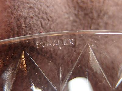 DURALEX デュラレックス ガラス 皿 フランス