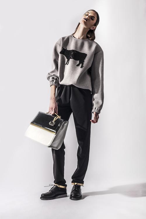 Vincent Billeci fall winter 2014 collection - Boy-ish mood
