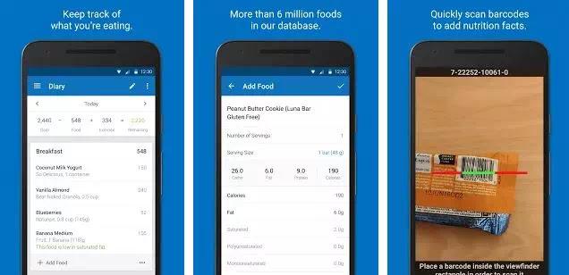 Aplikasi Penghitung Kalori Terbaik di Android dan iOS-1