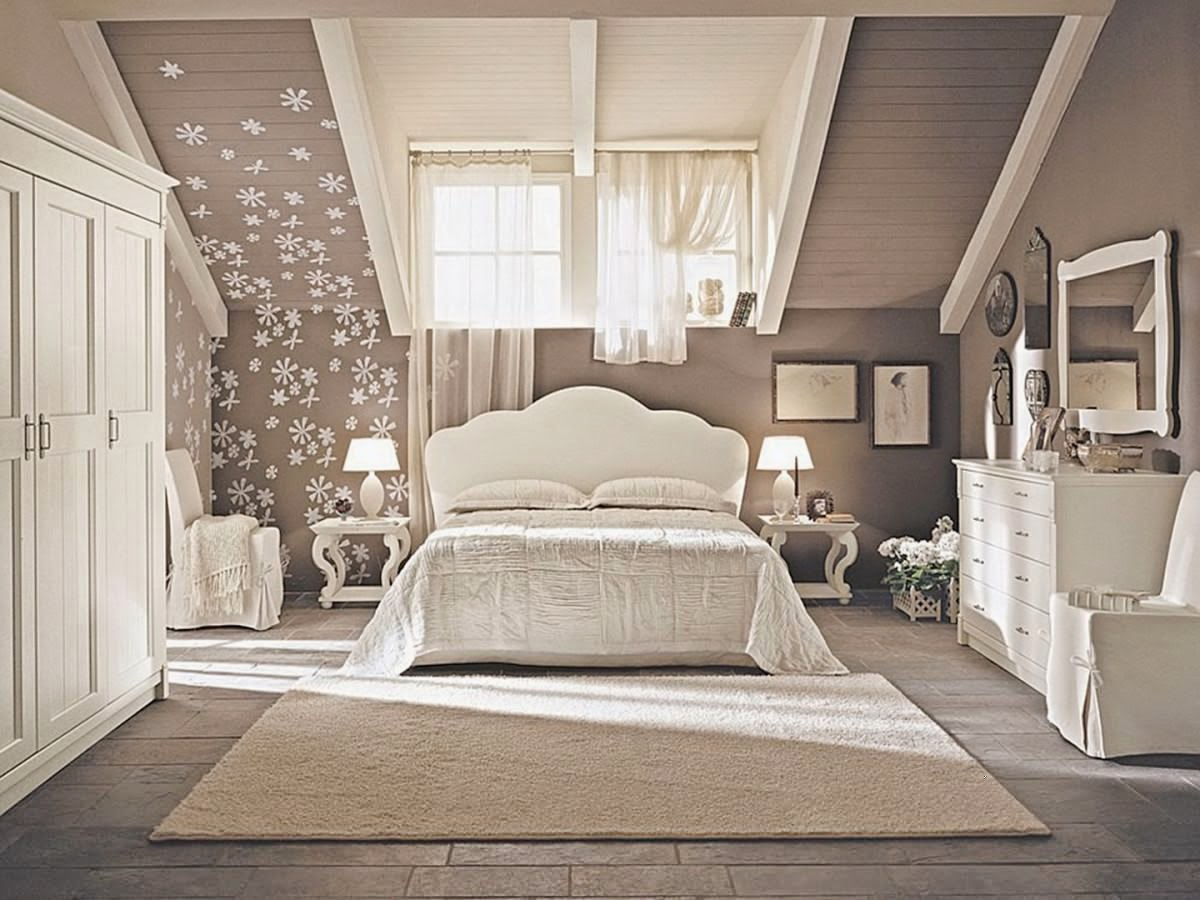 Romantic Small Bedroom Ideas For New Marriage Couples ...