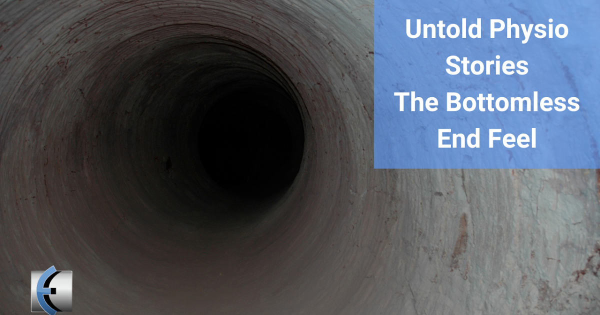 Photo of Untold Physio Stories – The feeling of the bottomless end | Modern Manual Therapy Blog