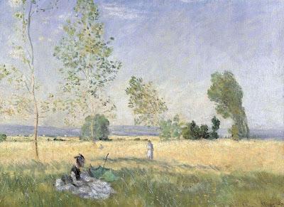 Monet, lato