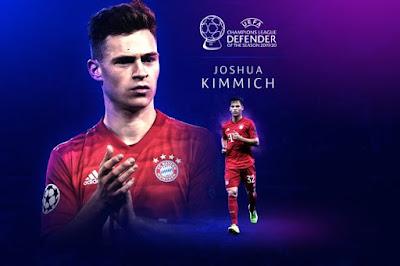كيميتش أفضل مدافع في دوري أبطال أوروبا 2019-2020