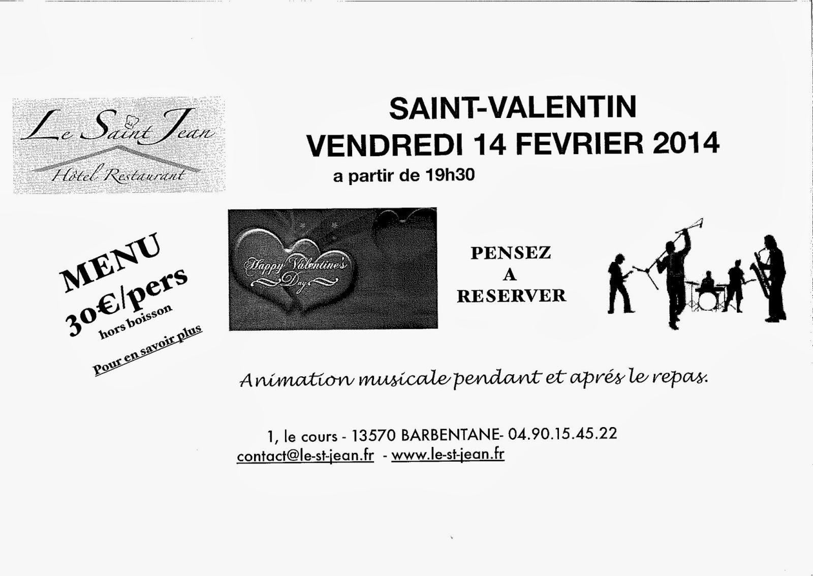 Restaurant Le St Jean Barbentane