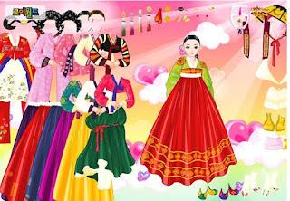 Game thời trang Hàn Quốc hay nhất