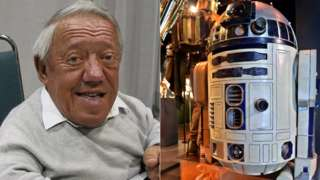 British actor Kenny Baker, of Star Wars fame, dies aged 81