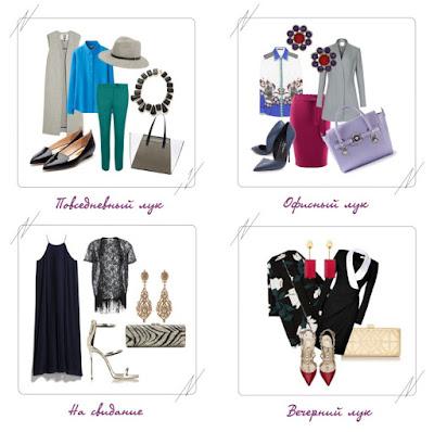 Одежда для женщин с фигурой Яблоко