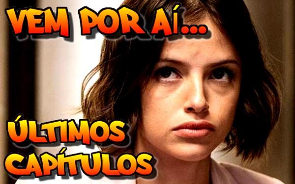 Josiane (Agatha Moreira) é julgada e condenada à prisão (Imagem: Reprodução/Montagem/TV Globo)