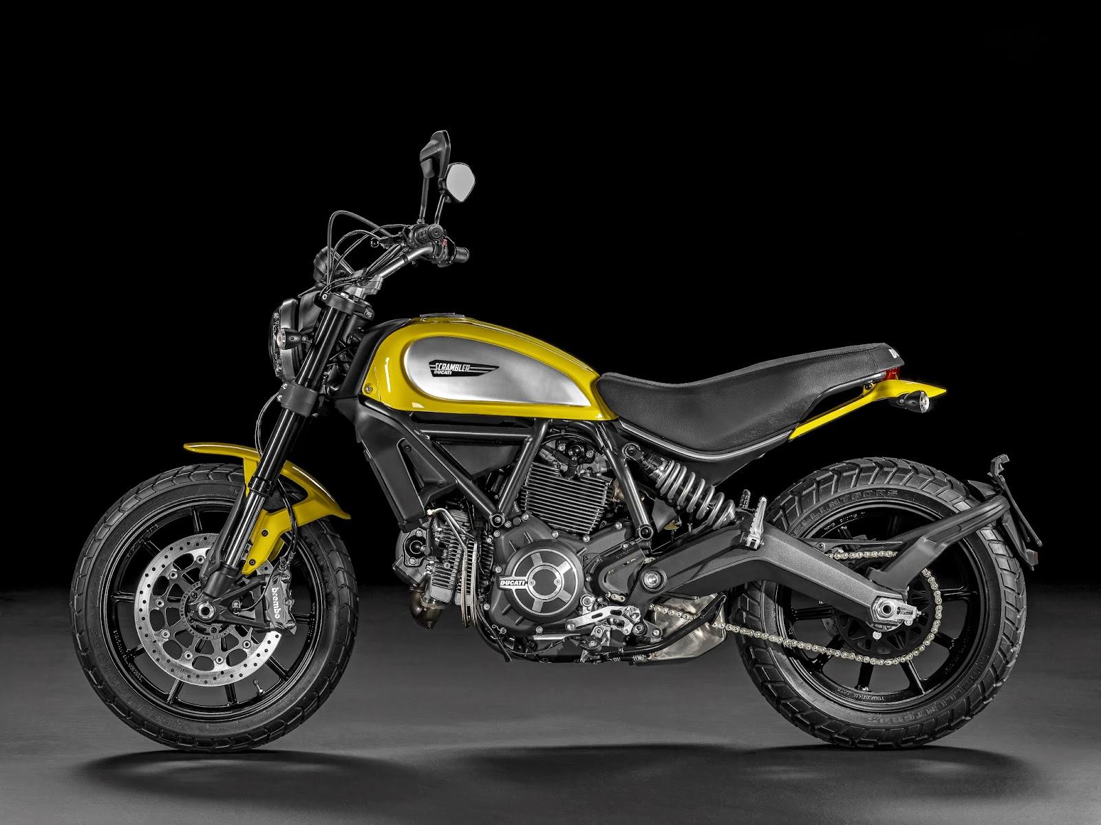 Ducati Scrambler Enduro
