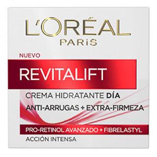 Reseña Revitalift de L'Oréal París