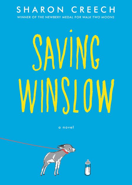 Review: SAVING WINSLOW by Sharon Creech