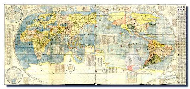 Mengenal Pemahaman Peta Berdasarkan Klasifikasi Jenis Juga Fungsinya