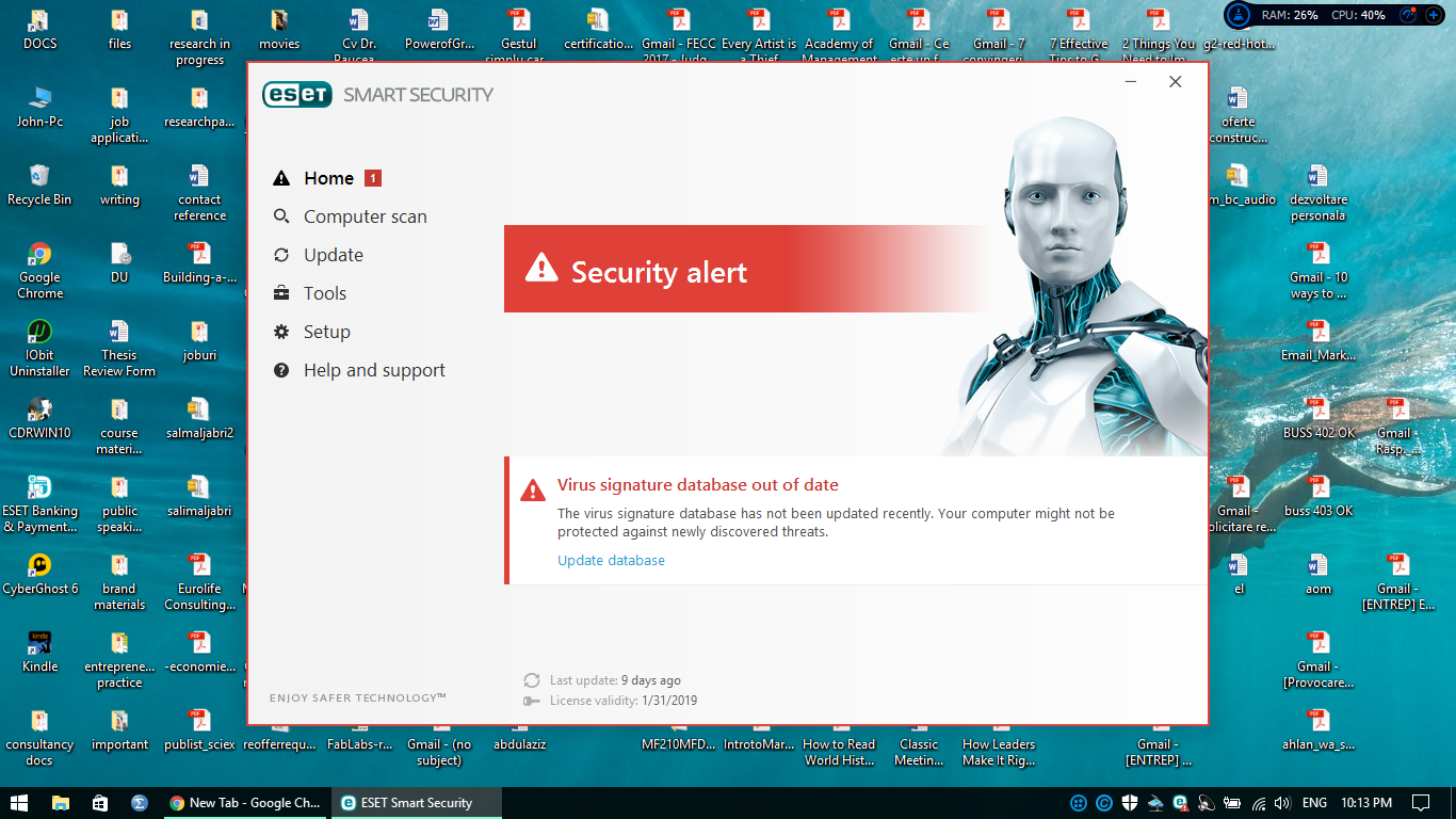 Eset Smart Security 32 Bit Amp 64 Bit Free Full Version