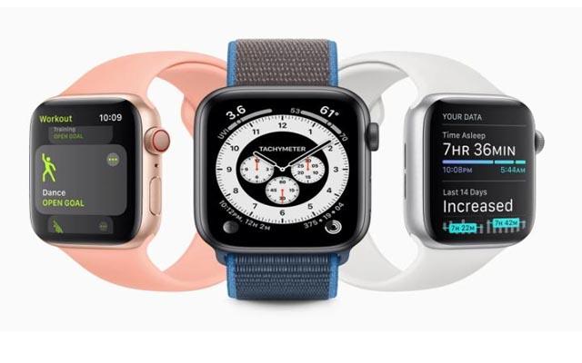 الإصدار التجريبي من WatchOS 7 من ابل Apple متوفر الآن للتنزيل,الإصدار التجريبي,إصدار تجريبي,ابل,أبل,آبل,نظام أبل للساعات,الإصدار التجريبي WatchOS 7, watchOS 7,Apple,AppleWatch
