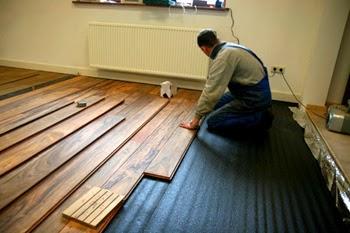 Vloer Laten Leggen : Een houten vloer laten leggen