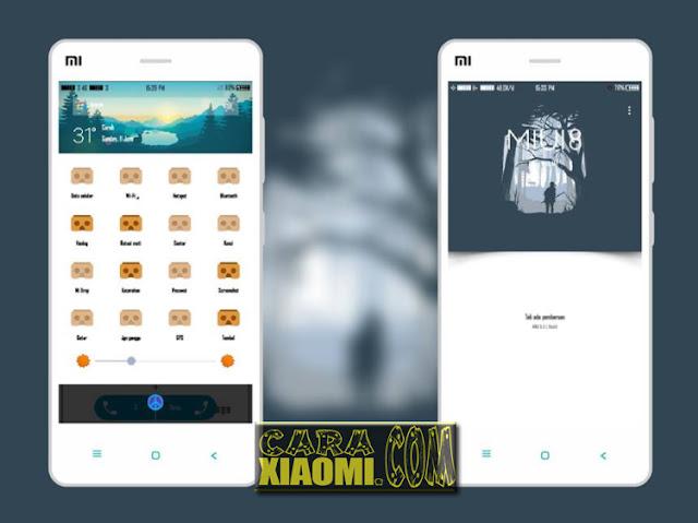 Download MIUI Theme The Deer Mtz For Xiaomi Update Version