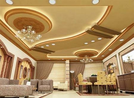 Main Hall Fall Ceiling Design 2018   Decoromah