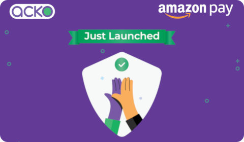 Acko + Amazon Pay = Assurance
