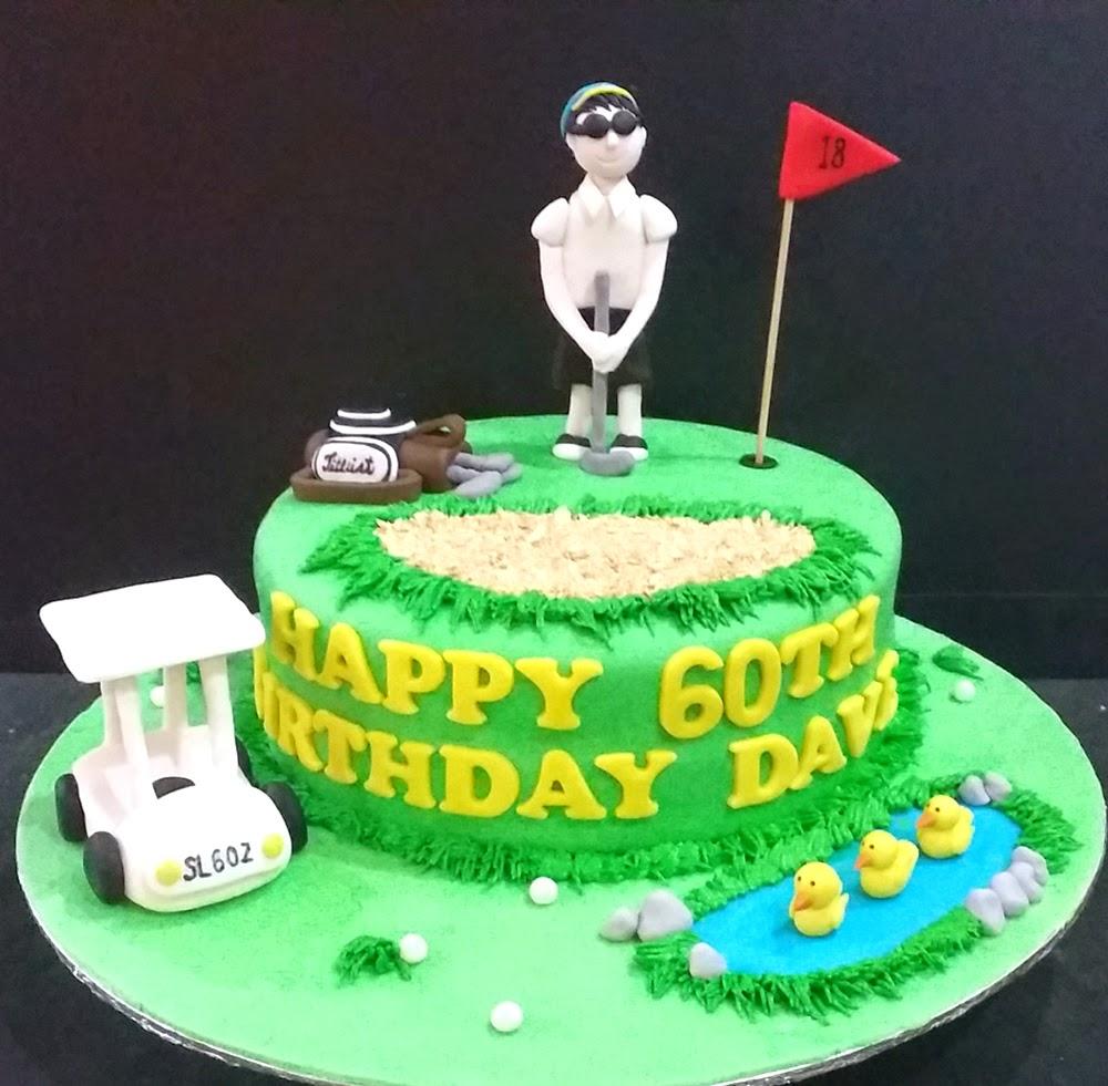 Dave Th Birthday Cake
