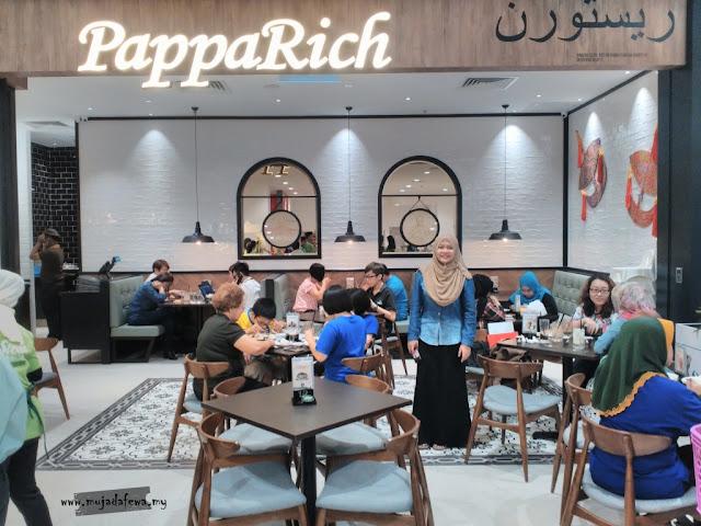papparich malaysia, papparich kelantan, papparich kota bharu, papparich aeon kb
