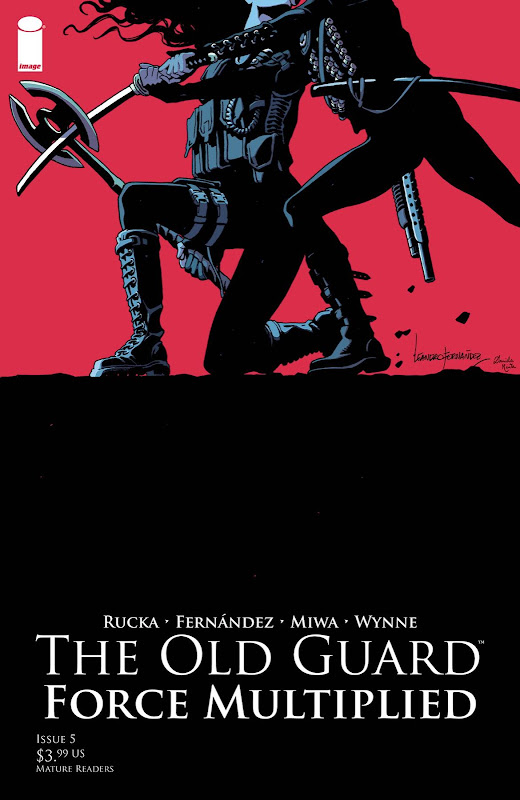 Old Guard: Force Multiplied #5