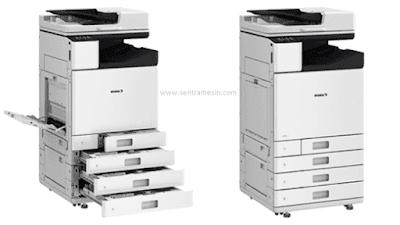 Merk dan Harga Mesin Fotocopy Warna Untuk Usaha ATK