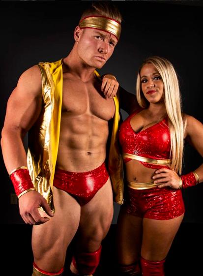 Beefcakes of Wrestling: From Farm Boy To Wrestler