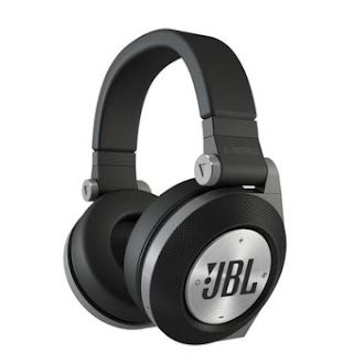 แนะนำซื้อ หูฟังครอบหูไร้สาย JBL SYNCHROS E50 BT ( สีดำ )