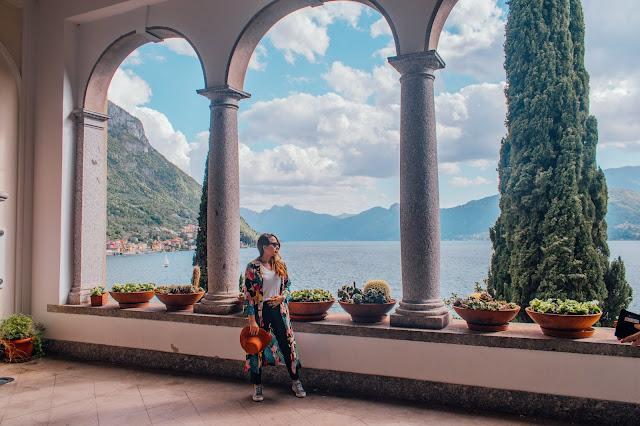 Villa Monestro, Varenna, Como Gölünde Gezilecek yerler