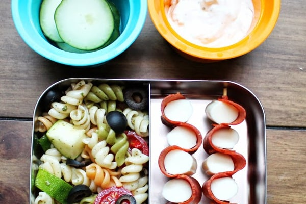 Great idea list to make yummy and healthy lunches