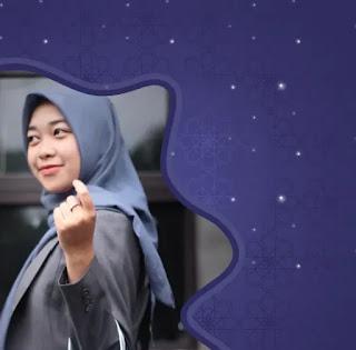 Free PSD: Kumpulan Twibbon Ramadhan Adobe Photoshop Gratis.