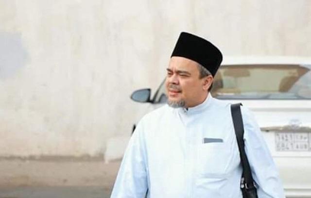 Dua Napi Masuk Islam Setelah Mengikuti Dakwah Habib Rizieq