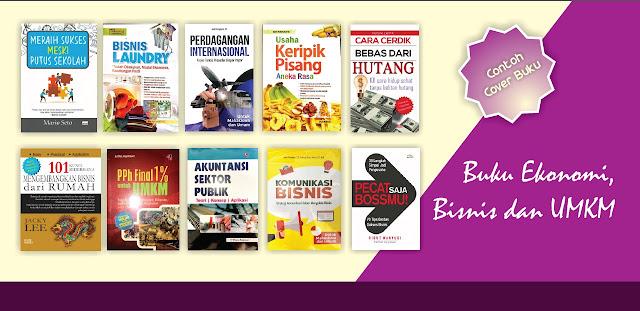 Buku Perpustakaan Desa - Buku Ekonomi, Bisnis dan UMKM