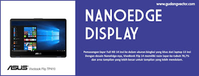 Nano Edge Display