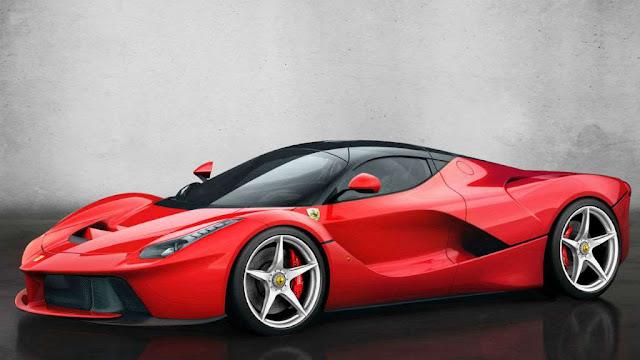 Ferrari presentará un híbrido este año