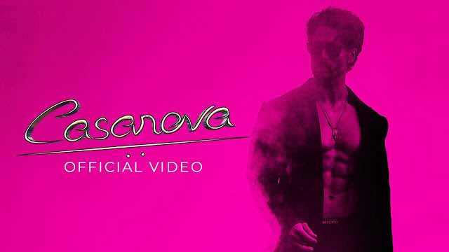 Casanova Song Lyrics in English by Tiger Shroff