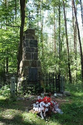 Joachimów-Mogiły. Miejsce pamięci 14 powstańców styczniowych poległych w potyczce z 7 lutego 1863 r.
