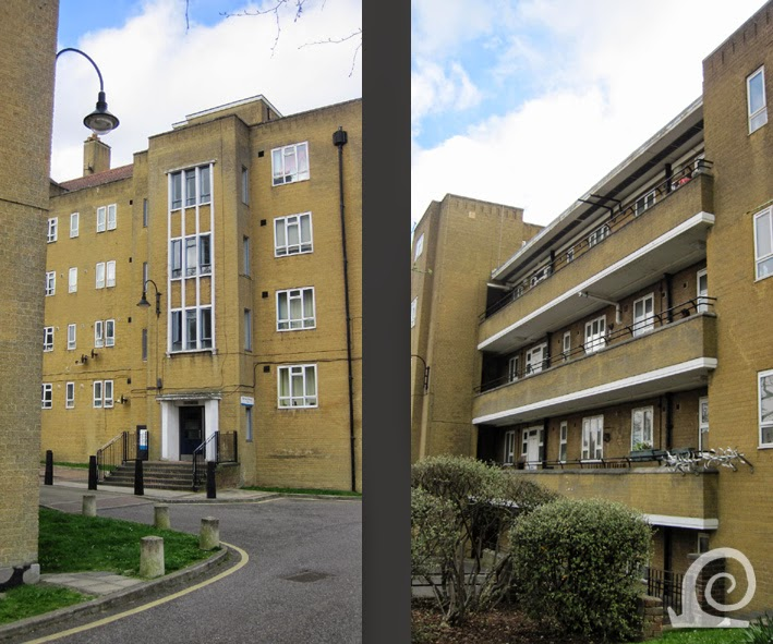 Kingswood Village Apartments: Snail In The City: Kingswood Estate In Dulwich, A Pleasant
