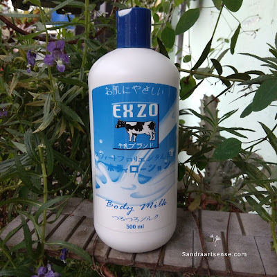 EXZO Body Lotion