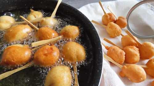 Ideja za rođendane, druženja - Hot Dog Kuglice sa Sirom🔹Birthday Party Snack - Cheese Hot Dog Balls