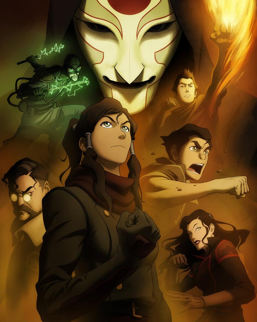Where To Watch Legend Of Korra Canada : where, watch, legend, korra, canada, NickALive!:, Netflix, Legend, Korra', International, Services, December