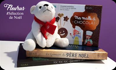 Blog PurpleRain - 3 idées cadeaux Fleurus pour Noël