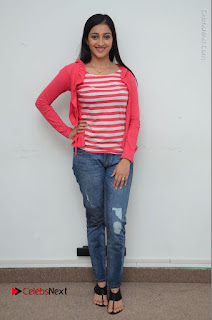Telugu Actress Mouryani Latest Pos in Blue Denim Jeans  0222.JPG