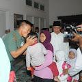 Mohon Keselamatan Dalam Tugas, Pangdam IX/Udayana Gelar Doa Bersama Anak Panti Asuhan