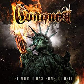 """Το βίντεο των Conquest για το """"The World Has Gone to Hell"""" από το ομότιτλο album"""