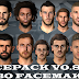 PES2017  Facepack + Tatoo vol.8 by Bebo Facemaker