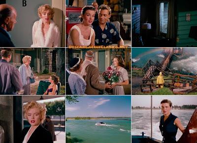 Capturas: Niágara (1953) - Online