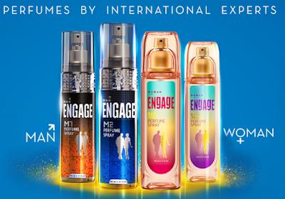 engage deodorant