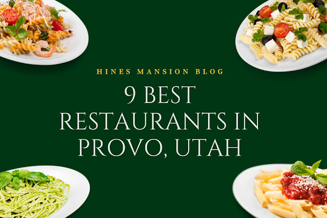 9 Best Restaurants in Provo, Utah blog cover image