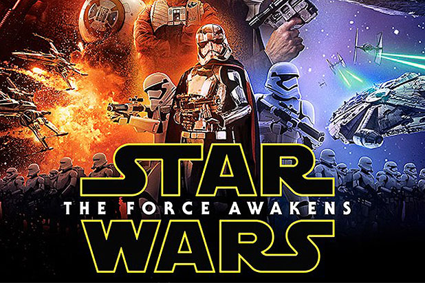 Star Wars: Episode VII – The Force Awakens (2015) BRRip Dual